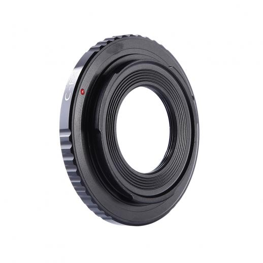 K&F M25111 C Mount Lenses to Fuji X Lens Mount Adapter