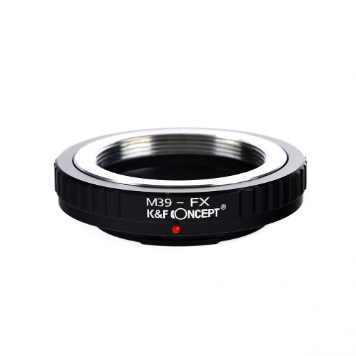 M39 Lenses to Fuji X Mount Camera Adapter