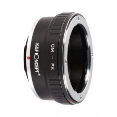 K&F M16111 Olympus OM Lenses to Fuji X Lens Mount Adapter