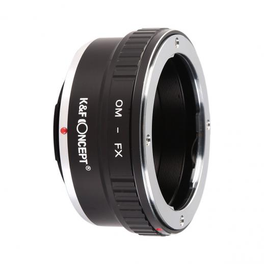 K&F M16111 Olympus OM Lenses to Fuji X Lens Mount Adapter