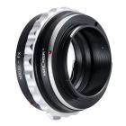 Nikon G/F/AI/AIS/D Lenses to Fuji X Mount Camera Adapter