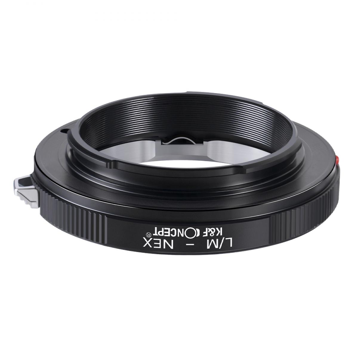 Leica M Lenses to Sony E Mount Camera Adapter