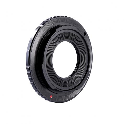 C Mount Lenses to Sony E Mount Camera Adapter