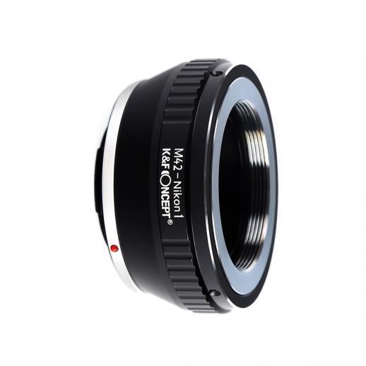 Adaptador Lentes M42  para corpo Nikon 1