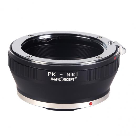 ペンタックス K レンズ - Nikon 1マウント マウントアダプター