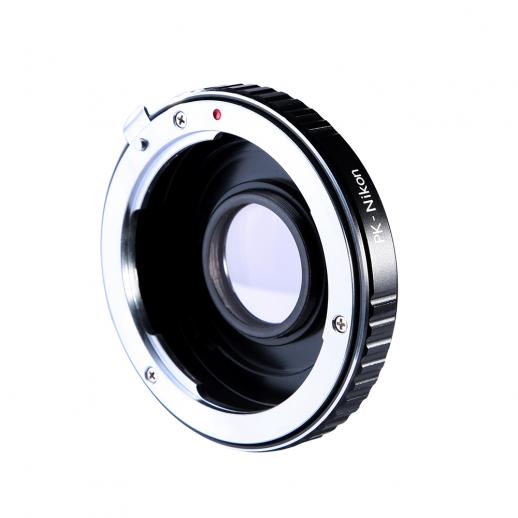 K&F M17171 Pentax K Lenses to Nikon Lens Mount Adapter with Optical Glass