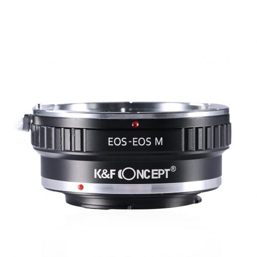 Canon EF Lenses to Canon EOS M Camera Mount Adapter