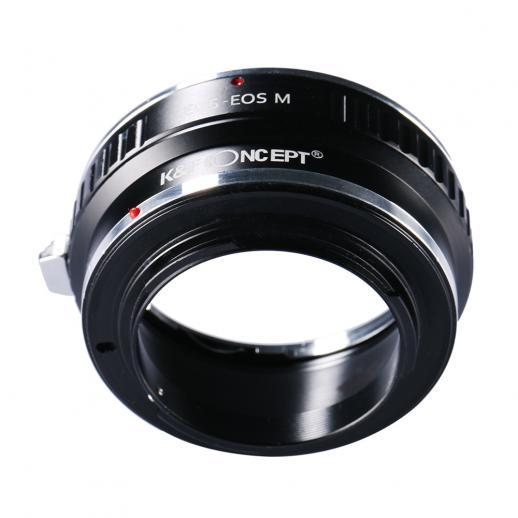 Canon EF Lenses to Canon EOS M Camera Mount Adapter