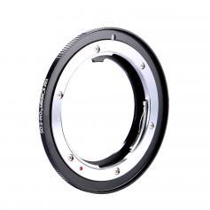 K&F M16131 Olympus OM Lenses to Canon EF Lens Mount Adapter