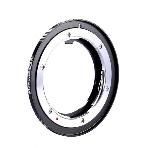 Olympus OM Lenses to Canon EF Mount Camera Adapter