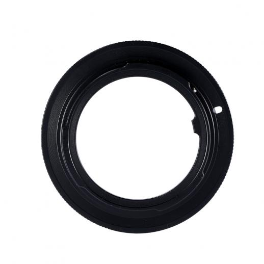 Olympus OM Lenses to Canon EOS Mount Camera Adapter