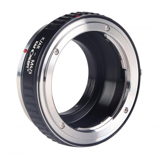 K&F M24121 Konica AR Lenses to M43 MFT Lens Mount Adapter