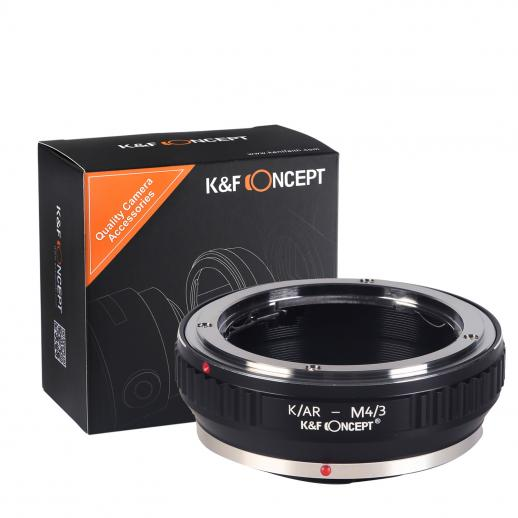 Konica AR Lenses to M43 MFT Mount Camera Adapter