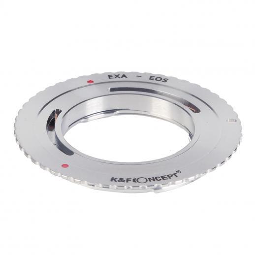 Exakta Lenses to Canon EF Mount Camera Adapter