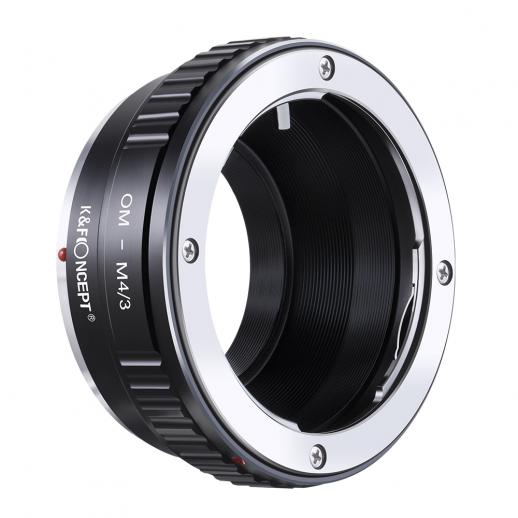Olympus OM Lenses to M43 MFT Mount Camera Adapter