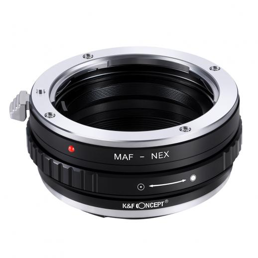 Sony A Mount Lenses to Sony E Mount Camera Adapter