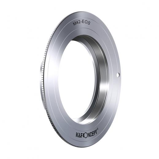 M42 Lenses to Canon EF Mount Camera Adapter