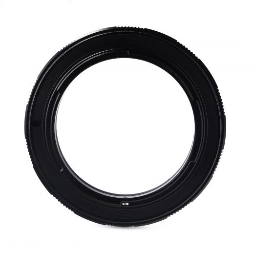 T2 Lenses to Nikon F Mount Camera Adapter