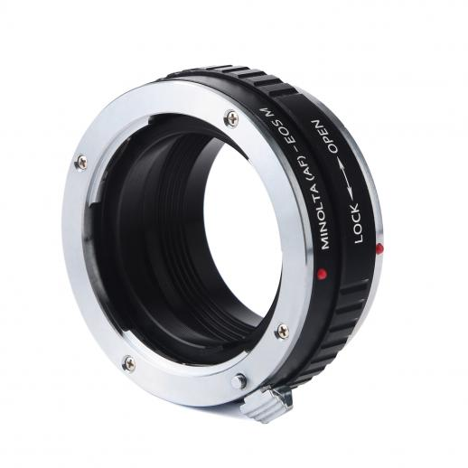 Sony A Lenses to Canon EOS M Camera Mount Adapter