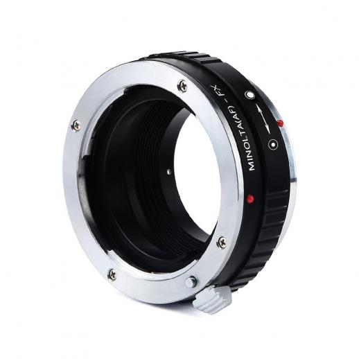 Sony A Lenses to Fuji X Mount Camera Adapter