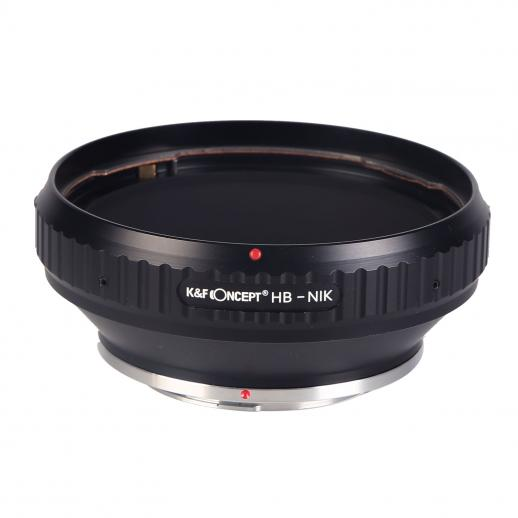 Hasselblad Lenses to Nikon F Camera Mount Adapter