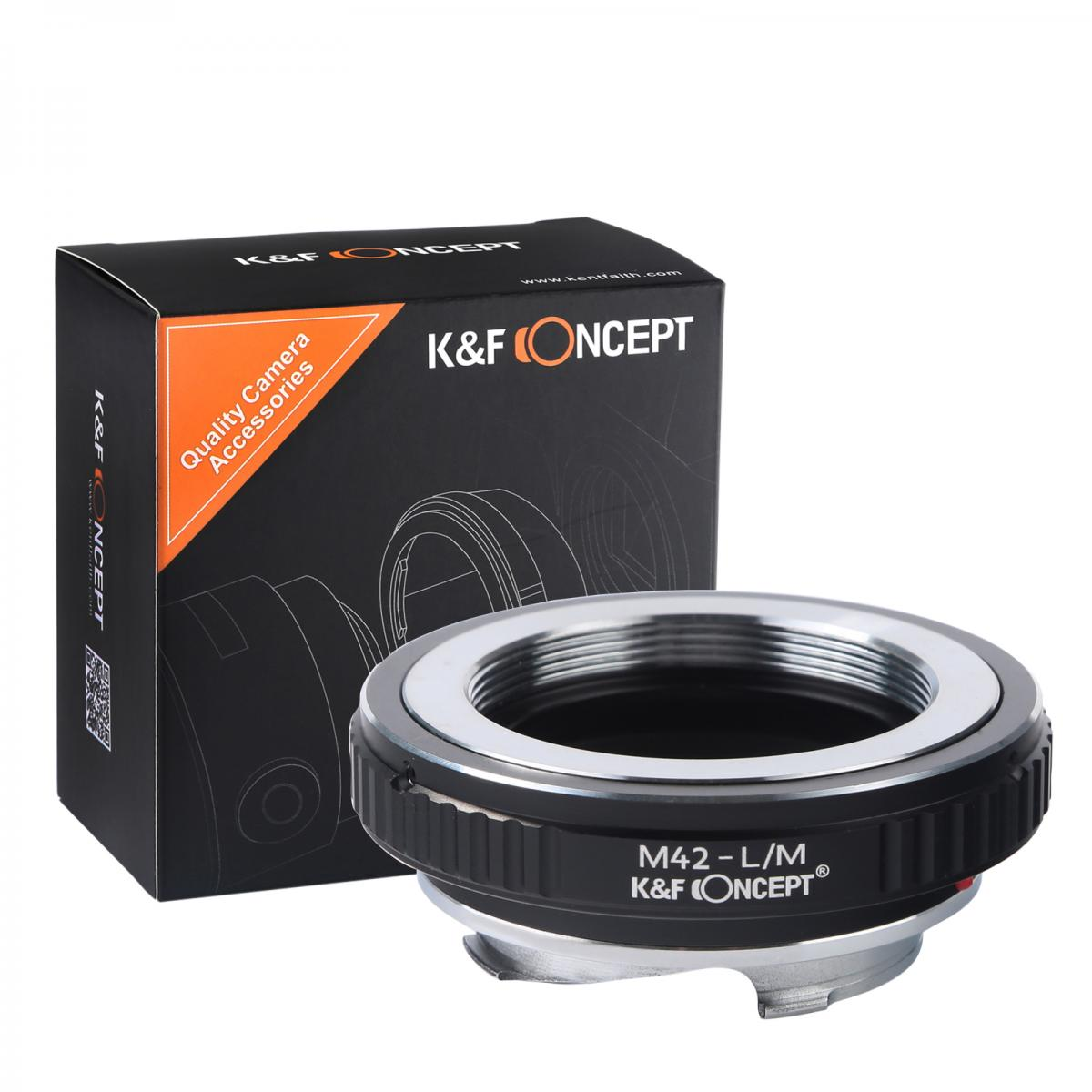 M42 Lenses to Leica M Camera Mount Adapter