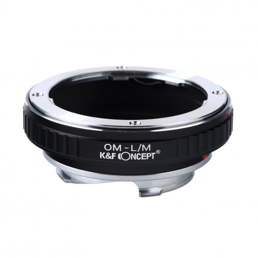 Olympus OM Lenses to Leica M Camera Mount Adapter