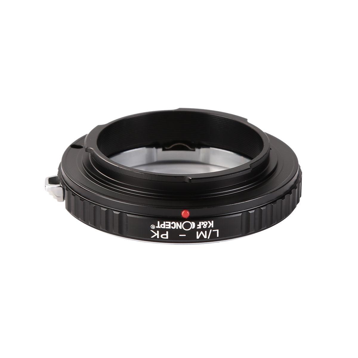 K&F M20221 Leica M Lenses to Pentax K Lens Mount Adapter