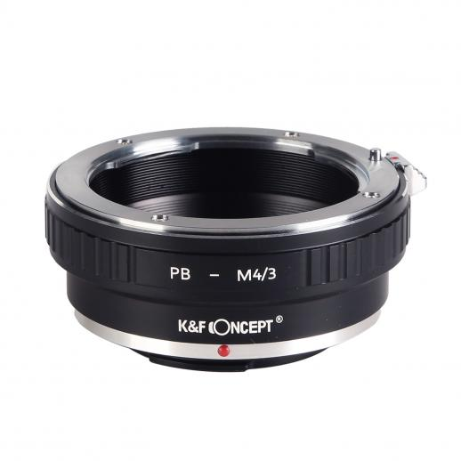 Praktica Lenses to M43 MFT Mount Camera Adapter