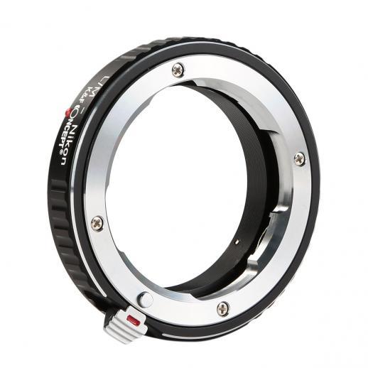Leica M Lenses to Nikon Camera Mount Adapter