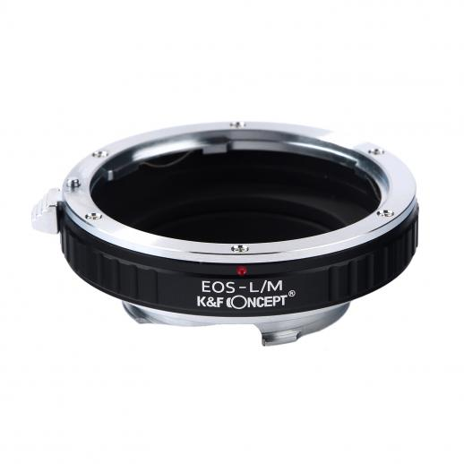 Canon EOS EF Lenses to Leica M Camera Mount Adapter