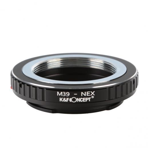 K&F M19101 M39 Lenses to Sony NEX E Lens Mount Adapter