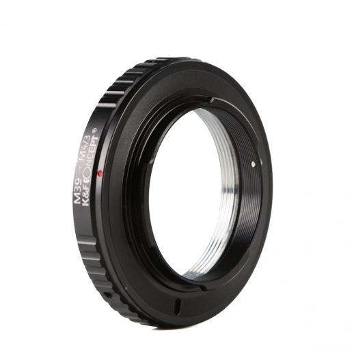 M39 Lenses to M43 MFT Mount Camera Adapter