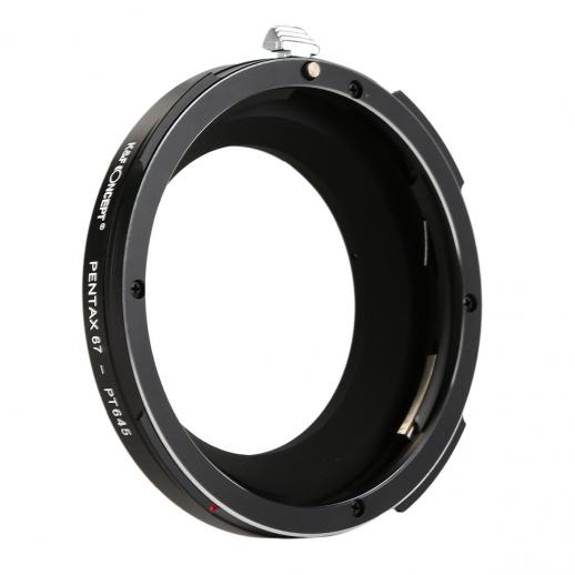 K&F M45341 Pentax 67 Lenses to Pentax 645 Lens Mount Adapter