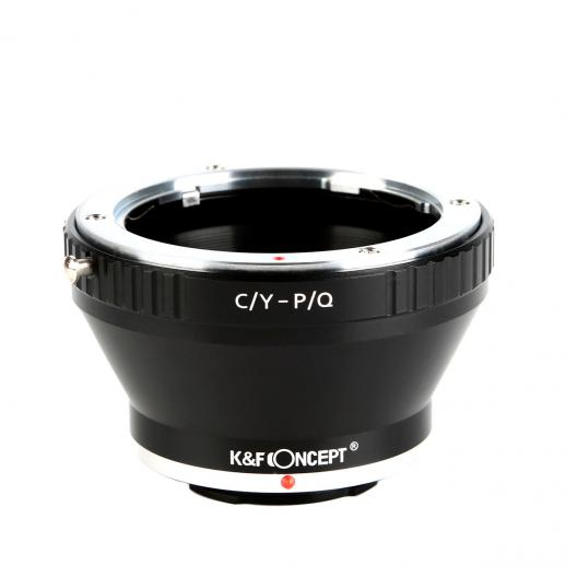 K&F M14161 Contax Yashica Lenses to Pentax Q Lens Mount Adapter