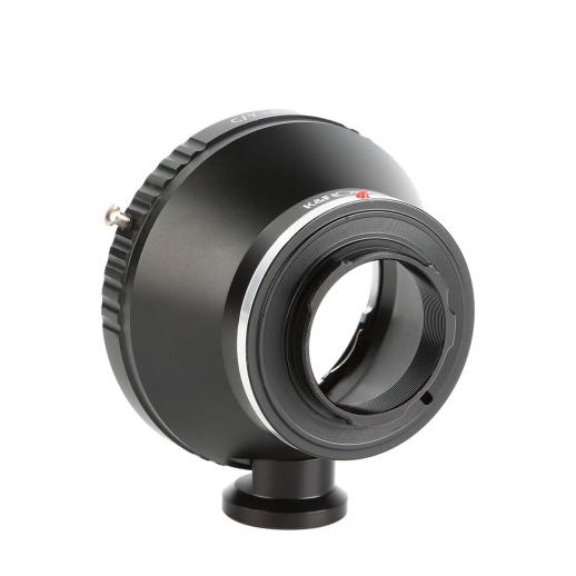 Contax Yashica Lenses to Pentax Q Mount Camera Adapter with tripod mount