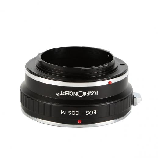 Canon EOS EF Lenses to Canon EOS M Camera Mount Adapter with tripod mount