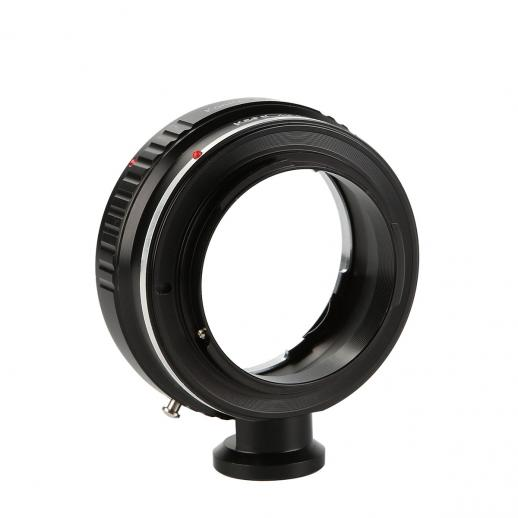 Konica AR Lenses to Canon EOS M Camera Mount Adapter with tripod mount