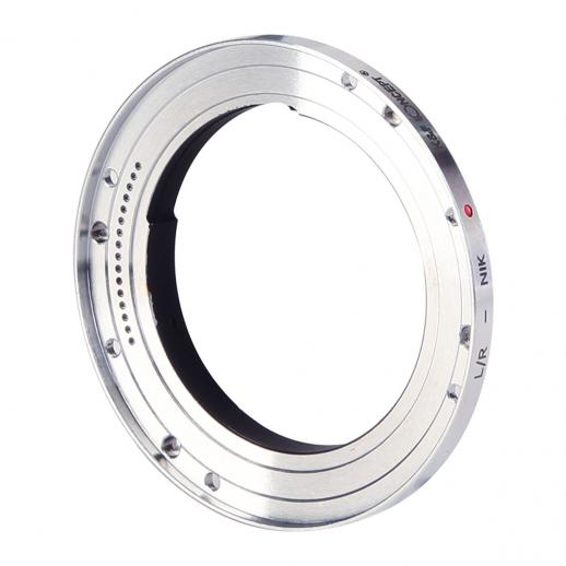 Leica R Lenses to Nikon F Mount Camera Adapter