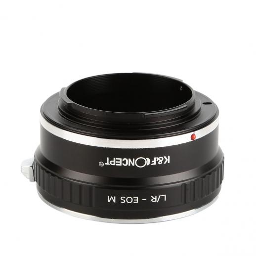 Leica R Lenses to Canon EOS M Camera Mount Adapter