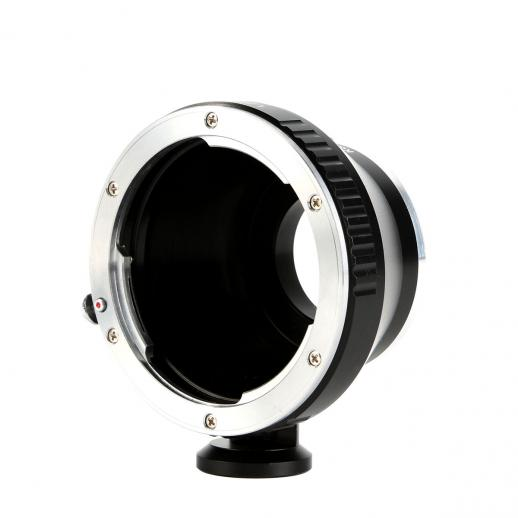 Leica R Lenses to Pentax Q Camera Mount Adapter with Tripod Mount