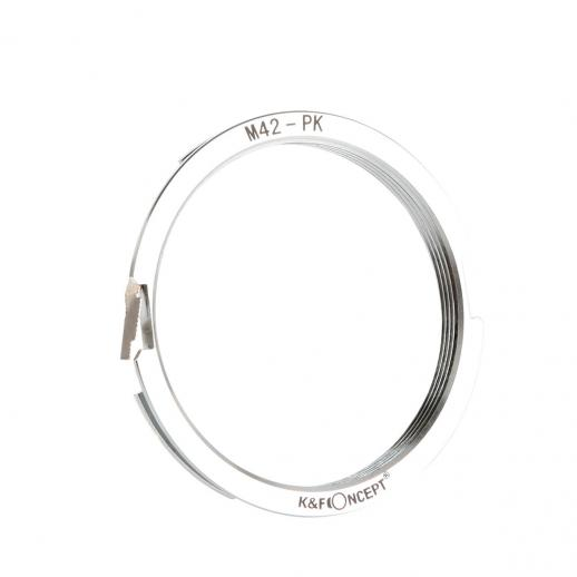 M42 Screw Lenses to Pentax K Camera Mount Adapter