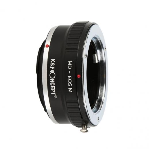 Minolta MD MC Lentes para Canon EOS M Câmera Adaptador