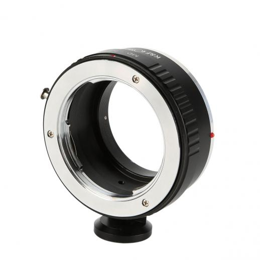 Minolta MD Lenses to Sony E Mount Camera Adapter with Tripod Mount