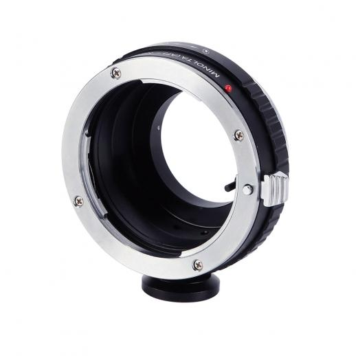 Minolta A / Sony A Lenses to Nikon 1 Camera Mount Adapter with Tripod Mount