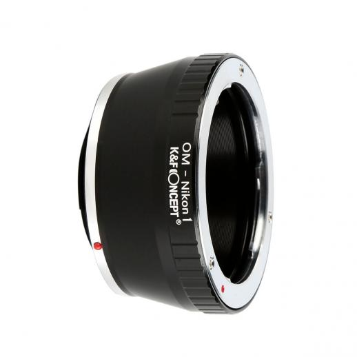 Olympus OM Lenses to Nikon 1 Camera Mount Adapter