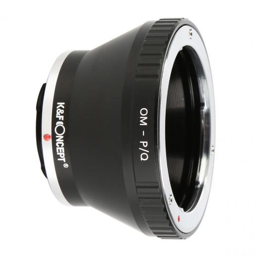 K&F M16161 Olympus OM Zuiko Lenses to Pentax Q Lens Mount Adapter