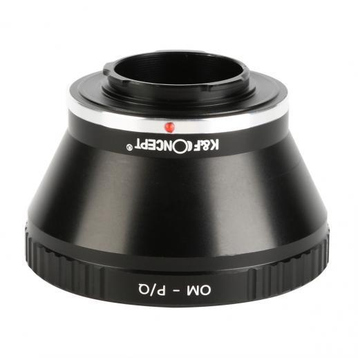 Olympus OM Zuiko Lenses to Pentax Q Camera Mount Adapter