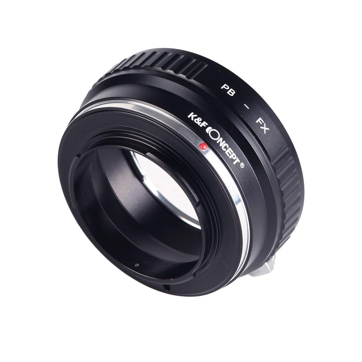 Praktica B Lenses to Fuji X Mount Camera Adapter