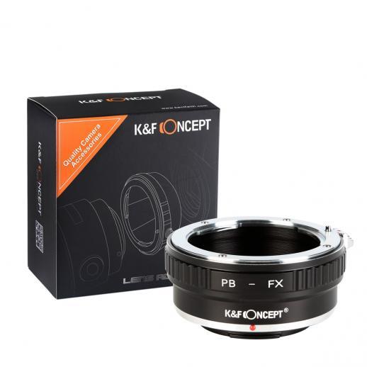Praktica B Lenses to Fuji X Mount Camera Adapter